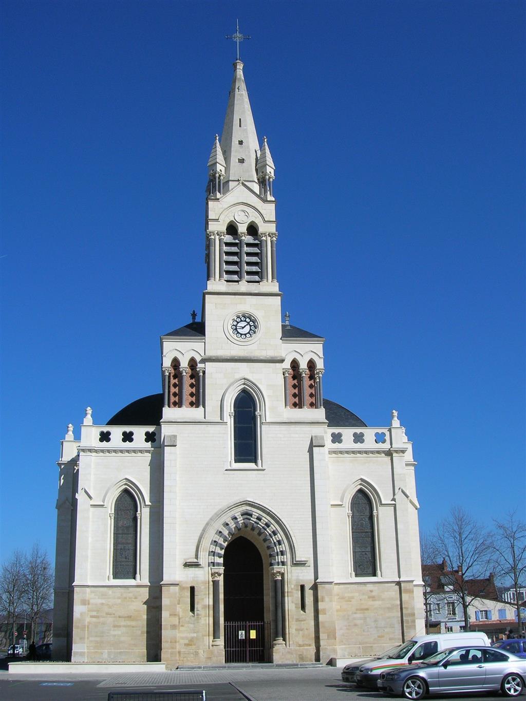 Eglise Saint-Paul Montluçon Vue extérieur Ⓒ OT de Montluçon
