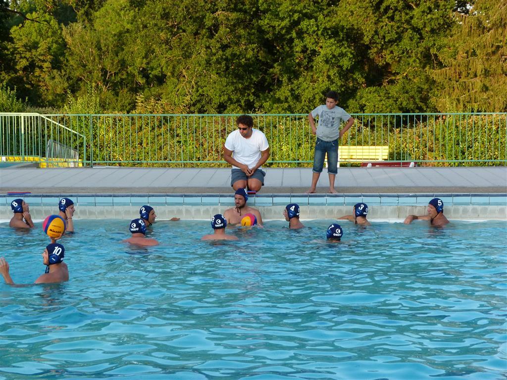 Piscine municipale Water polo Ⓒ J Lami