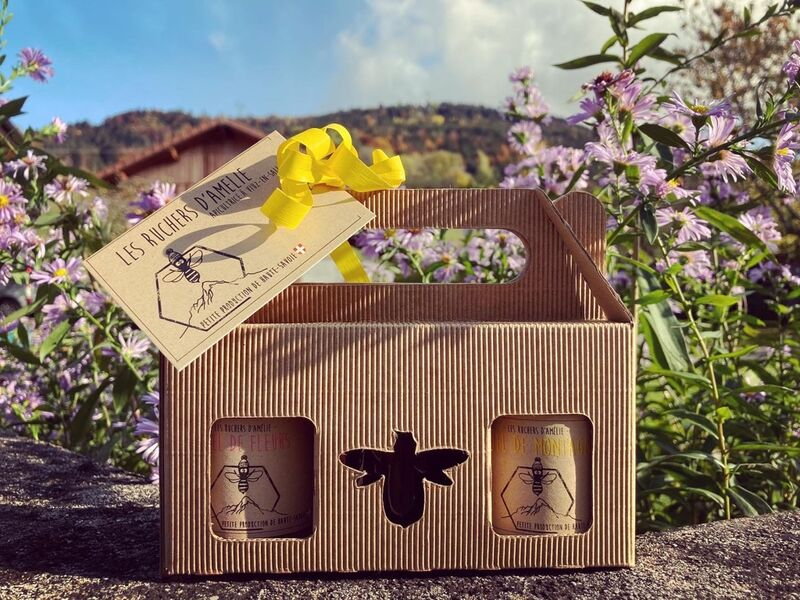 Les ruchers d'Amélie // Massif des Brasses