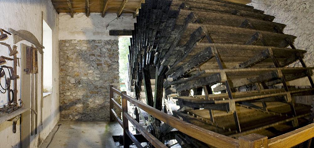 Visite du Moulin de Couargis