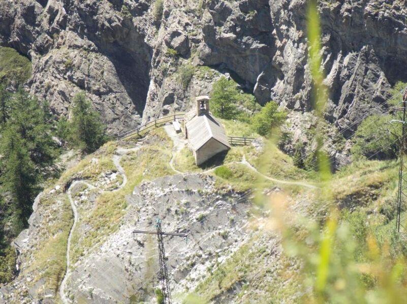 La Chapelle Notre-Dame de Bon Repos - Le Chazelet - La Grave - © @OTlaMeije