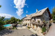 Chambres d'hôtes La Grange des Ecrins à Chabottes, Champsaur - © Bertrand Bodin