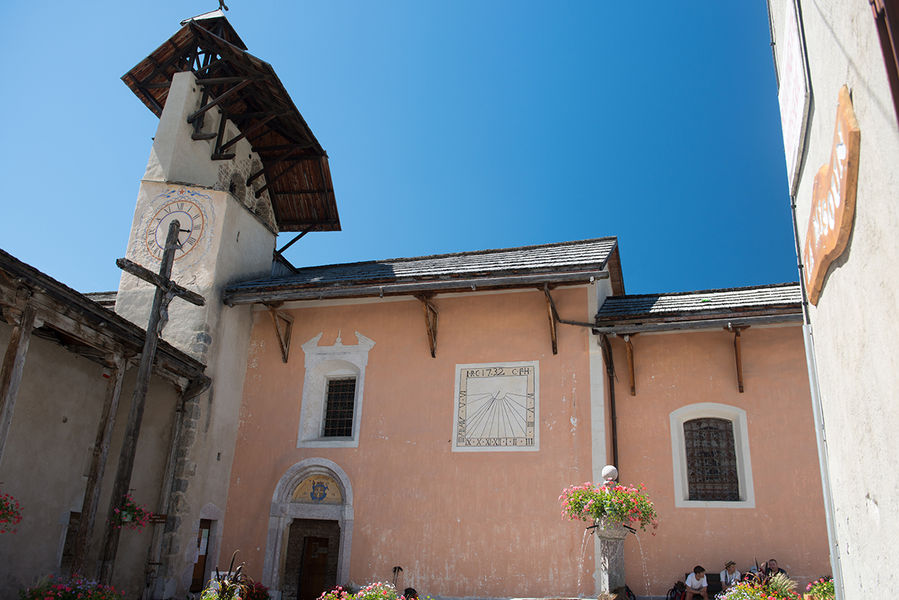 Eglise Saint-Sebastien - © Images et reves