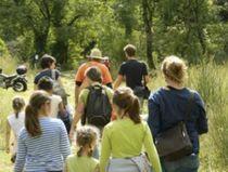 La roulotte de la biodiversité et balade nature chauve-souris - Soyons