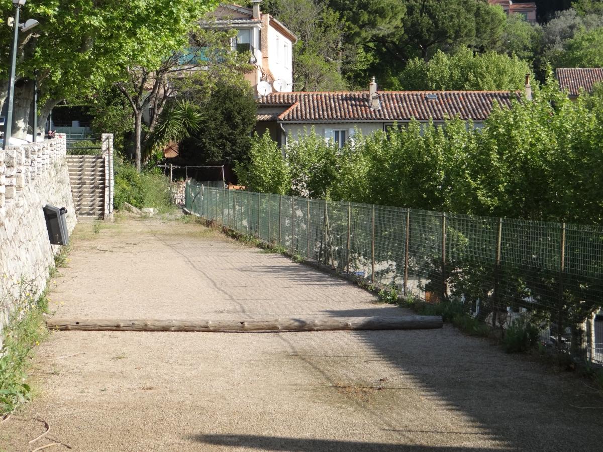 Boulodrome - centre du village