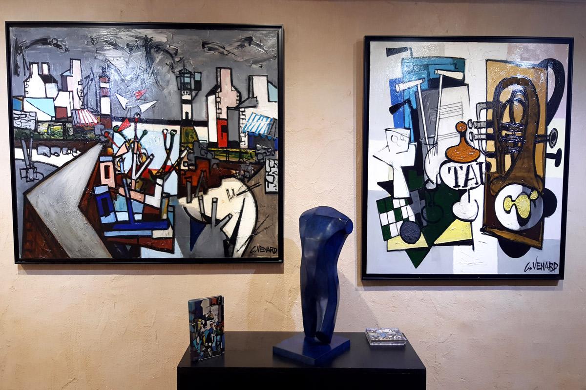ATEZART - galerie Michel Perrier