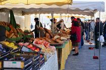 Marché hebdomadaire - Charmes-sur-Rhône