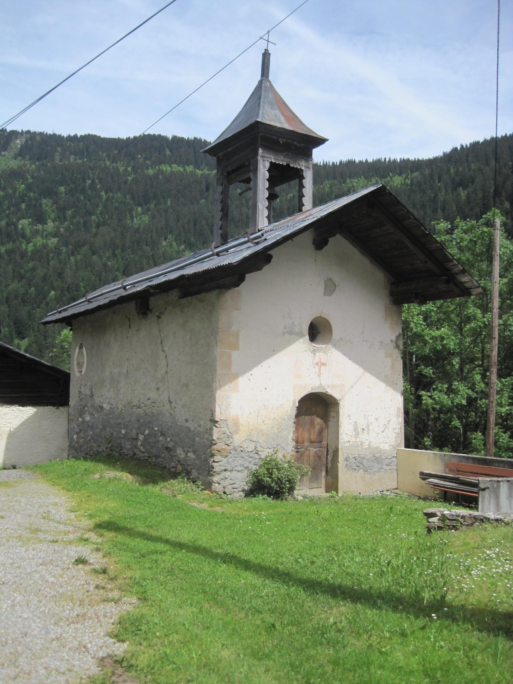 Chapelle de Beaubois