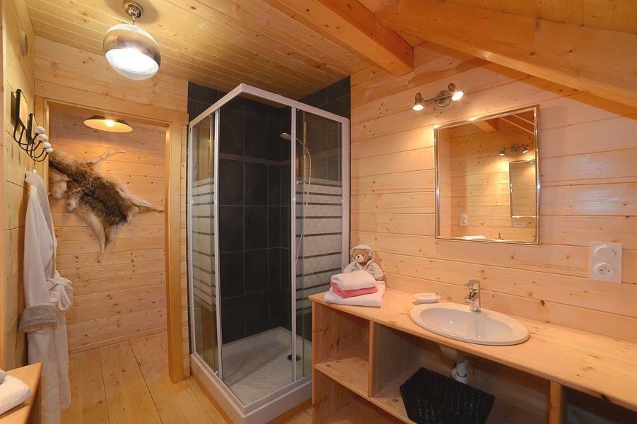 Gite de l'Ours Pont Peyron salle de bain - © G.BARON