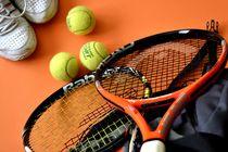 Complexe de La Raquette Image libre droit tennis Ⓒ https://pixabay.com/fr/photos/tennis-le-sport-%C3%A9quipement-de-sport-3554019/