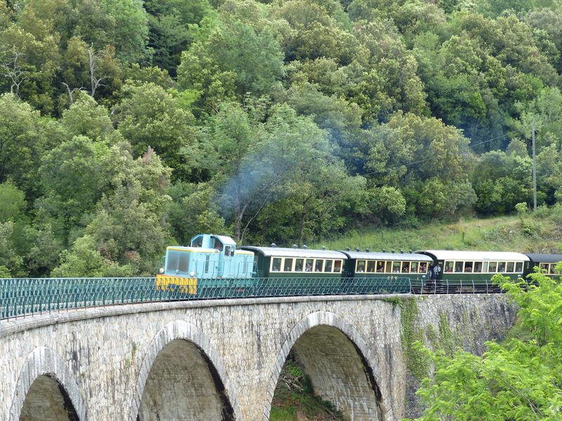 Le Train du marché - Tournon-sur-Rhône