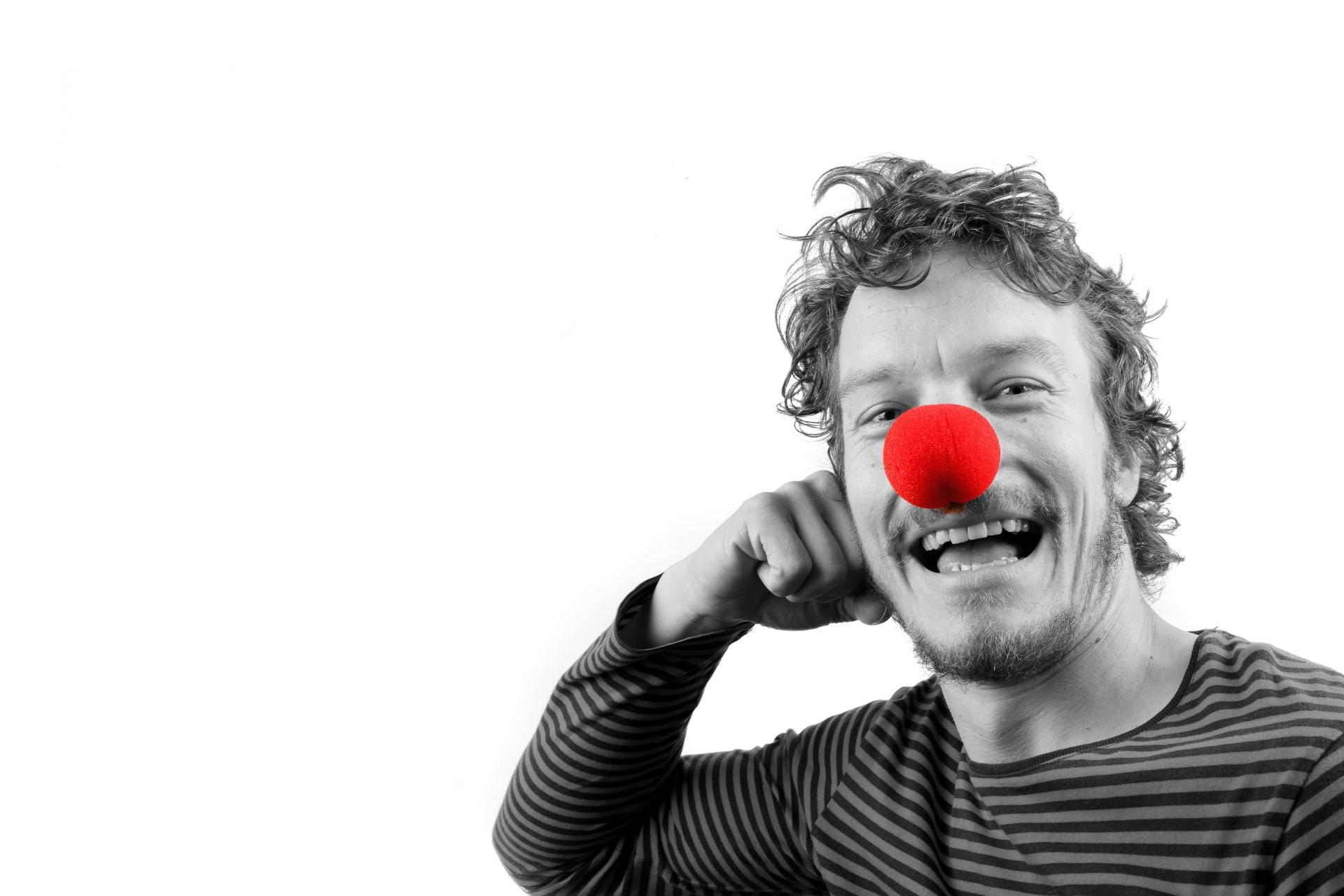 Atelier Clown en famille