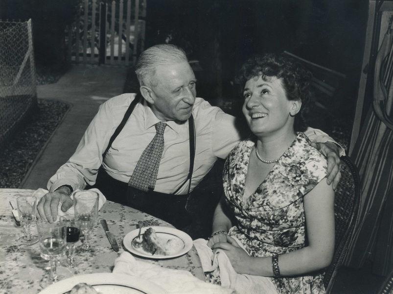 Géo-Charles et Lucienne 1959