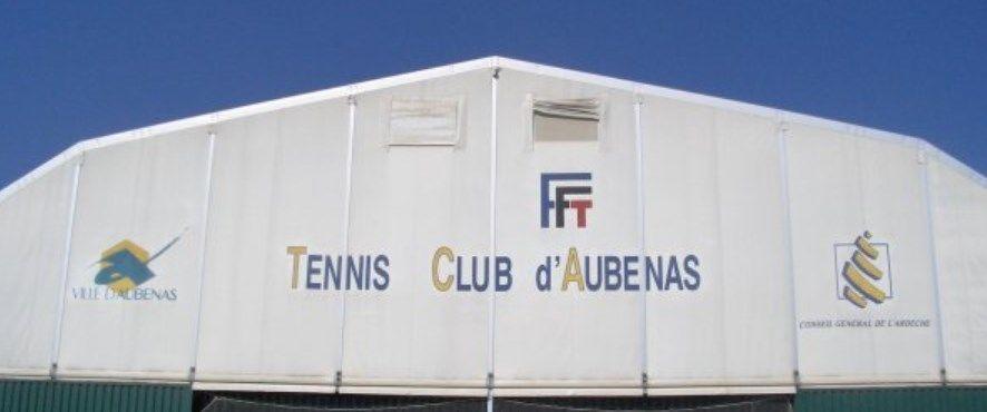 Tournoi tennis séniors Aubenas - Aubenas