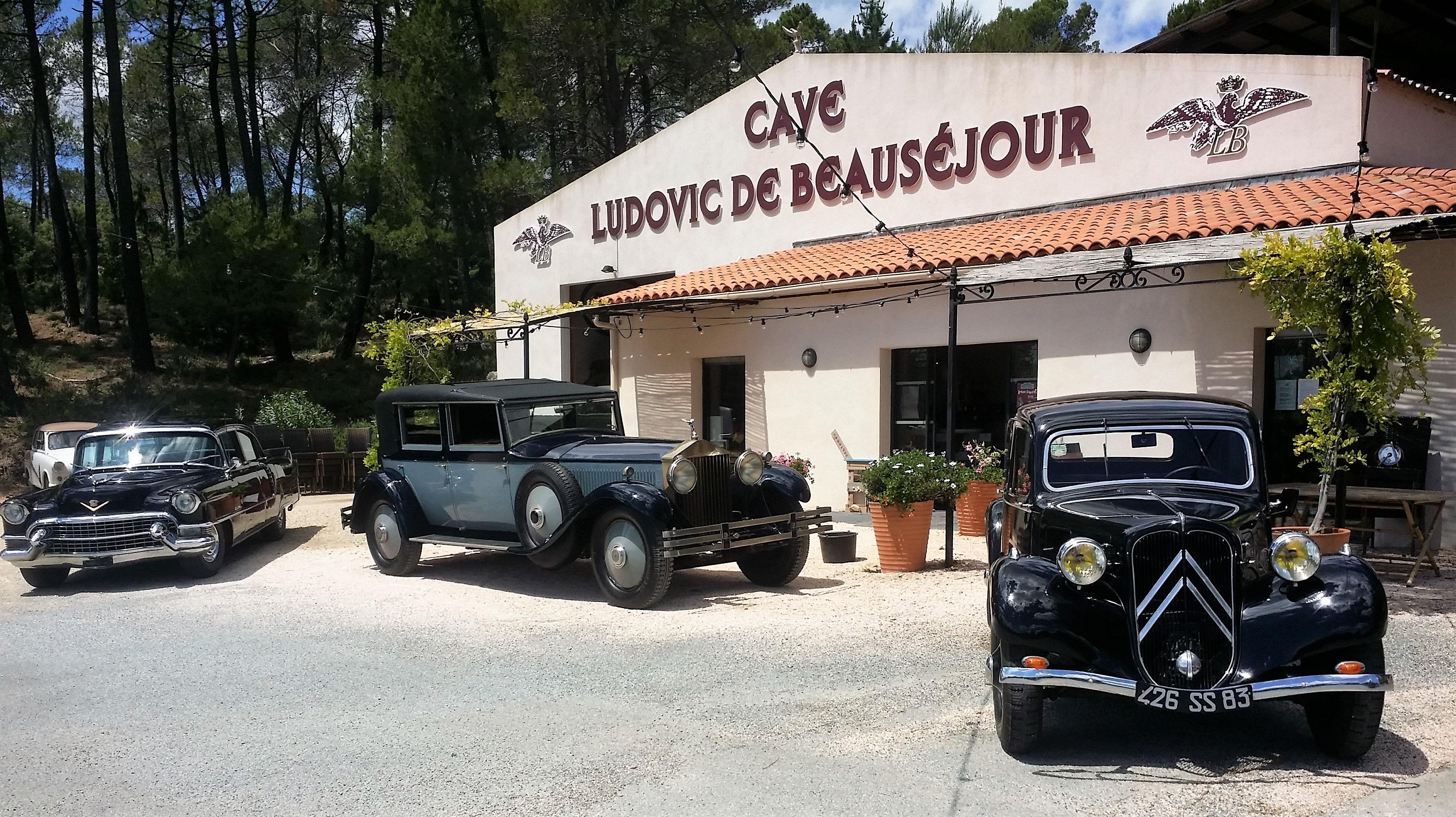 Cave Ludovic de Beauséjour