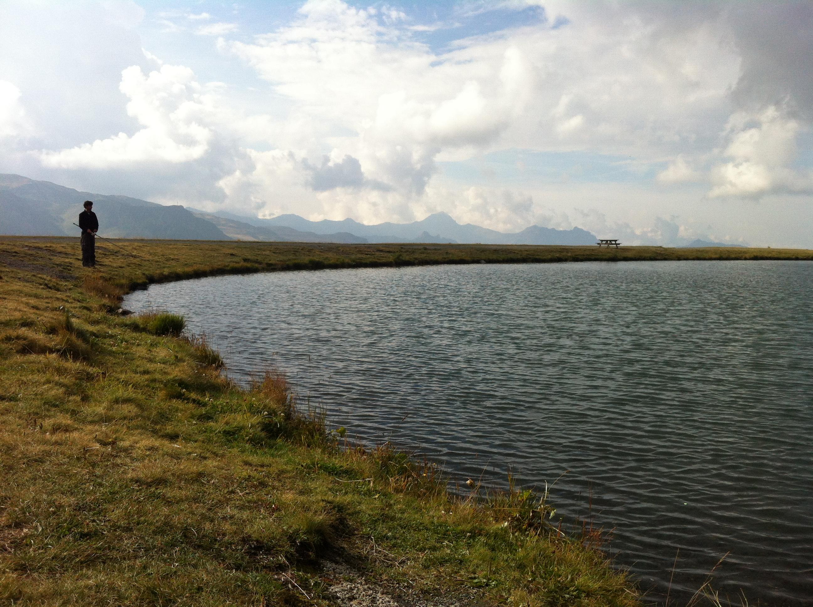 Le Lac du Montaulever