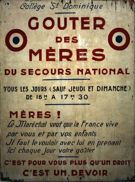 """Visite guidée : """"Vichy, Capitale de l'État français 40/44"""""""