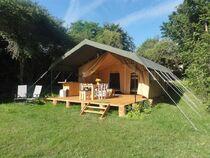 Camping La Chassagne Tente Ⓒ Camping La Chassagne - 2015