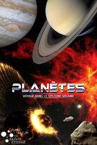 Planètes, voyage dans le système solaire (3D)