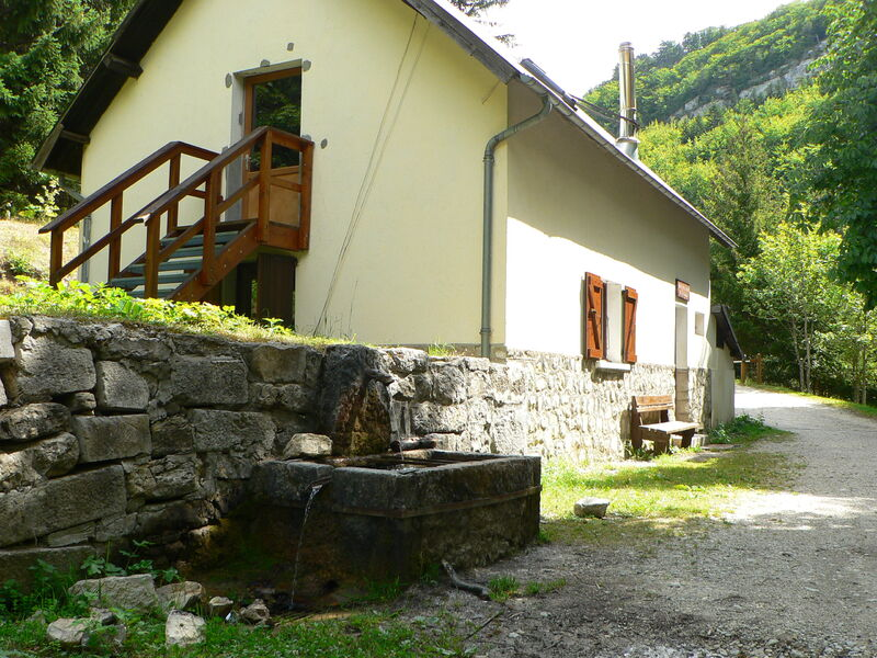 Maison Forestière ONF de Recours - © ONF