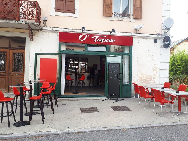 Bar O'Tapas // Massif des Brasses