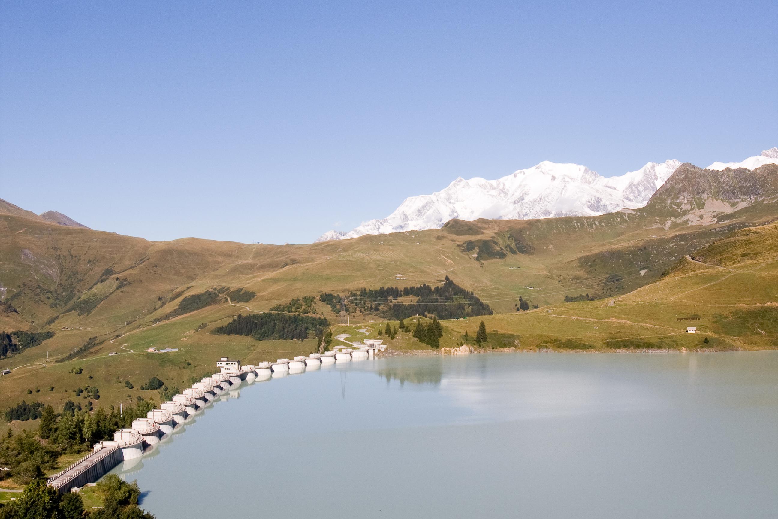 Girotte Dam