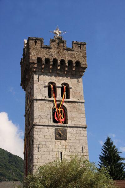 City town of Saint-Jeoire // meublés classés en location sur le Massif des Brasses
