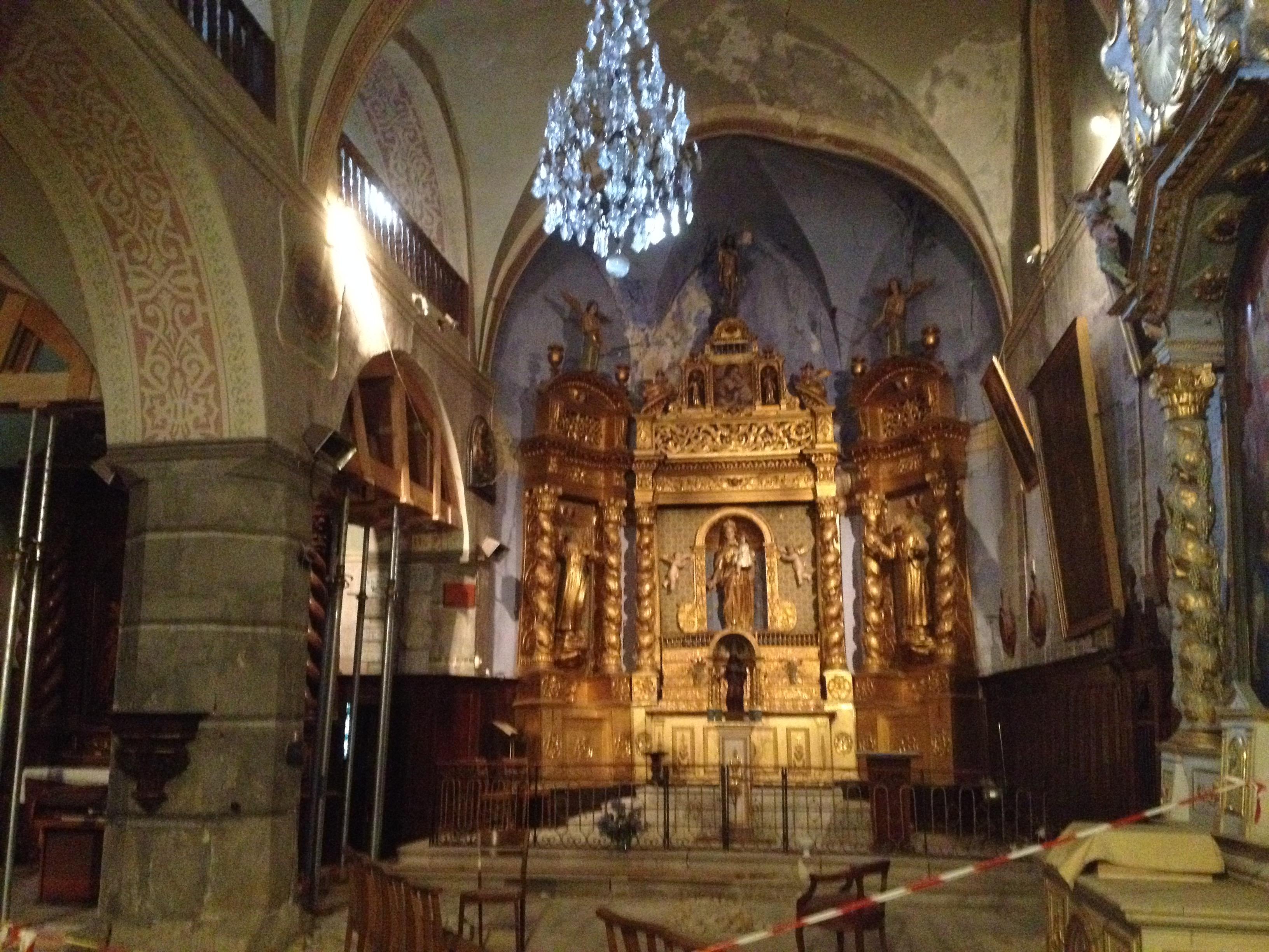 Chapelle Notre Dame de Montaïgu