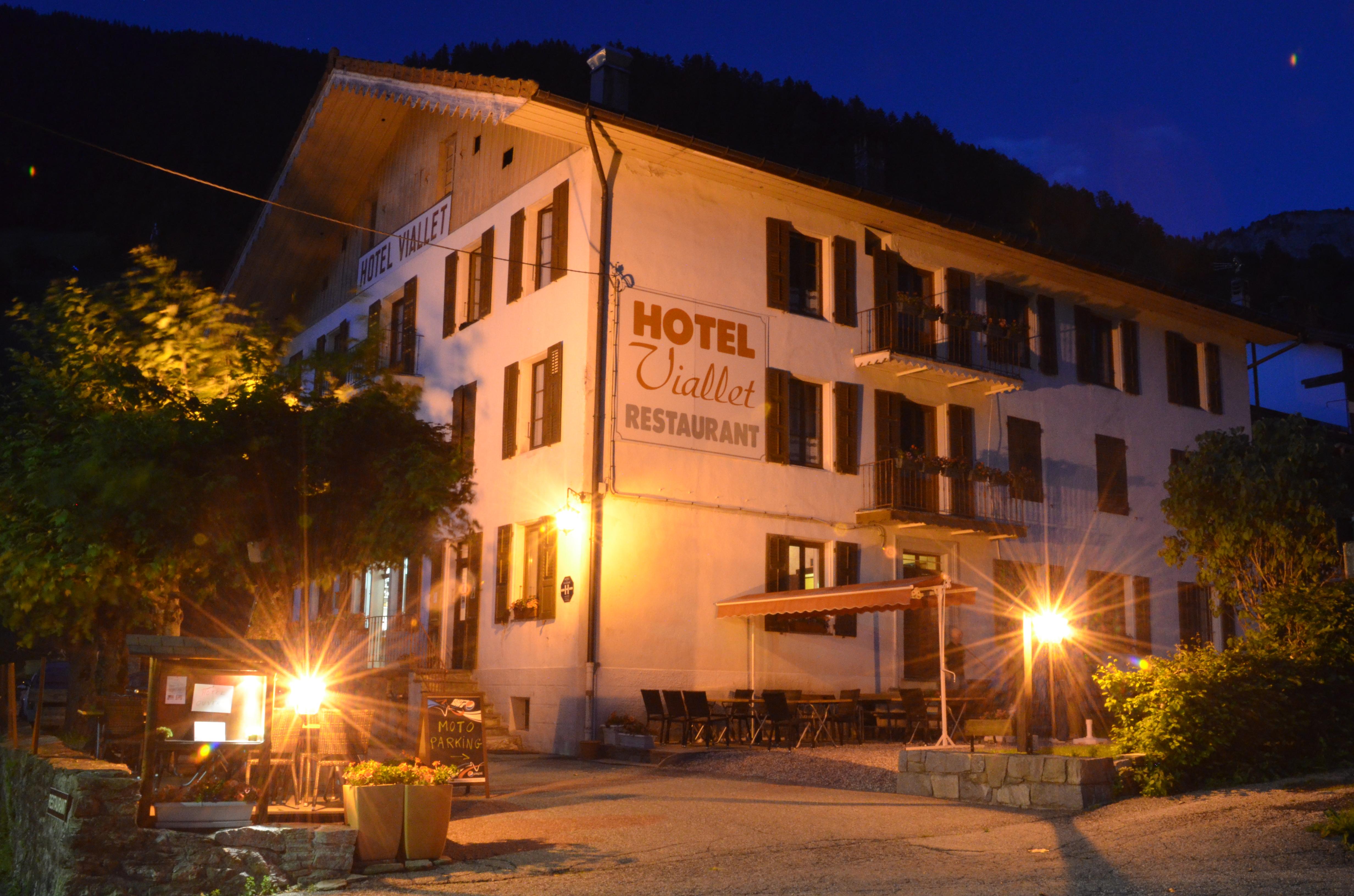Hôtel Viallet. **