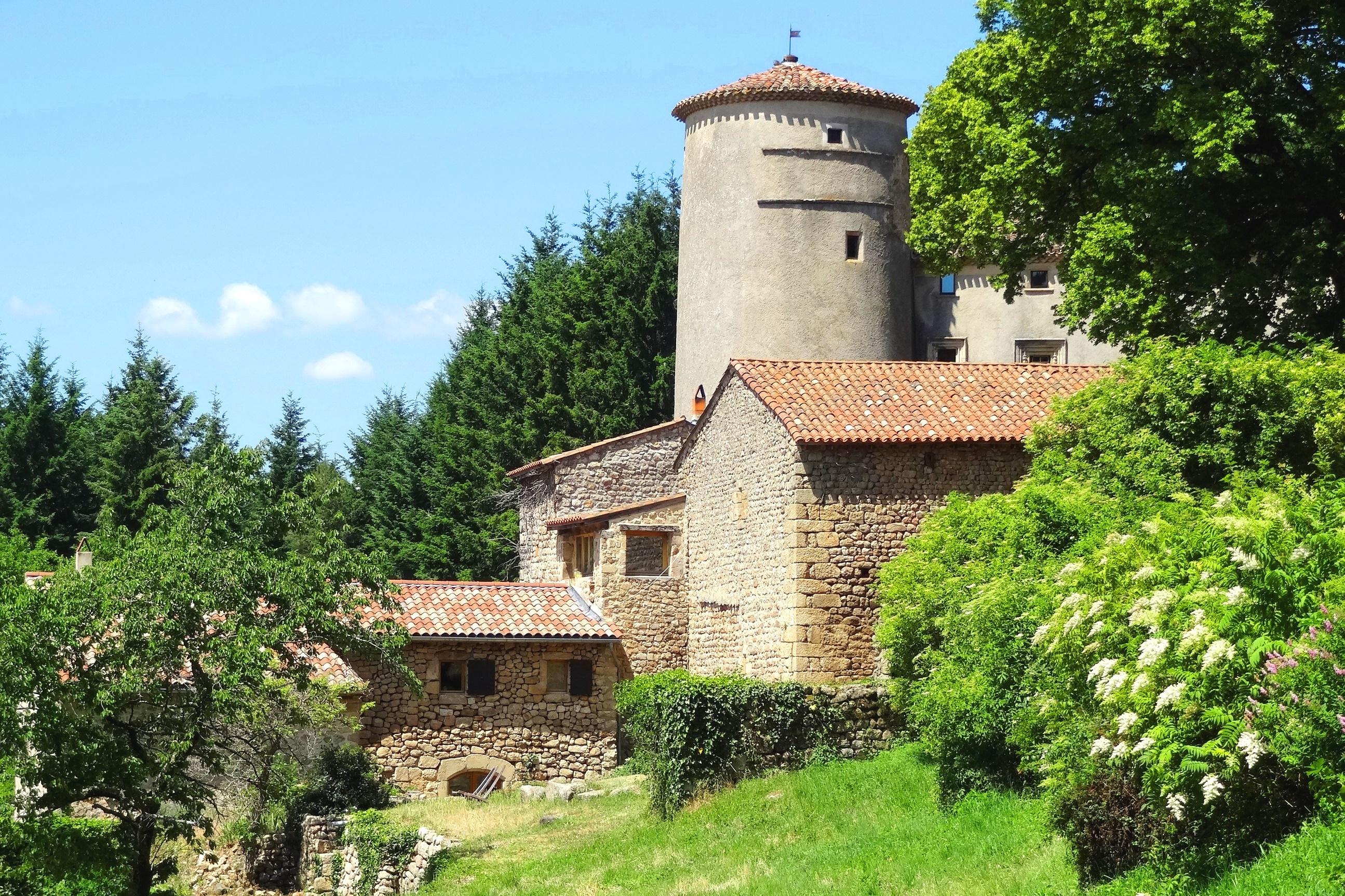 Journées européennes du patrimoine : visite commentée du Château du Hautvillard