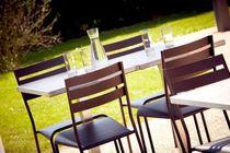 Le Restaurant Avermes Tables extérieures