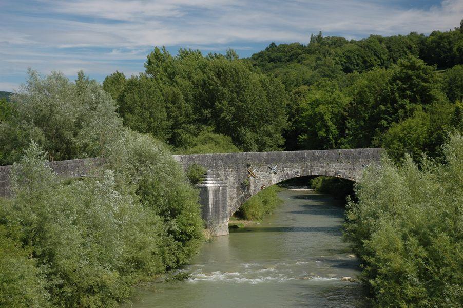 Le Grand Pont de Frangy