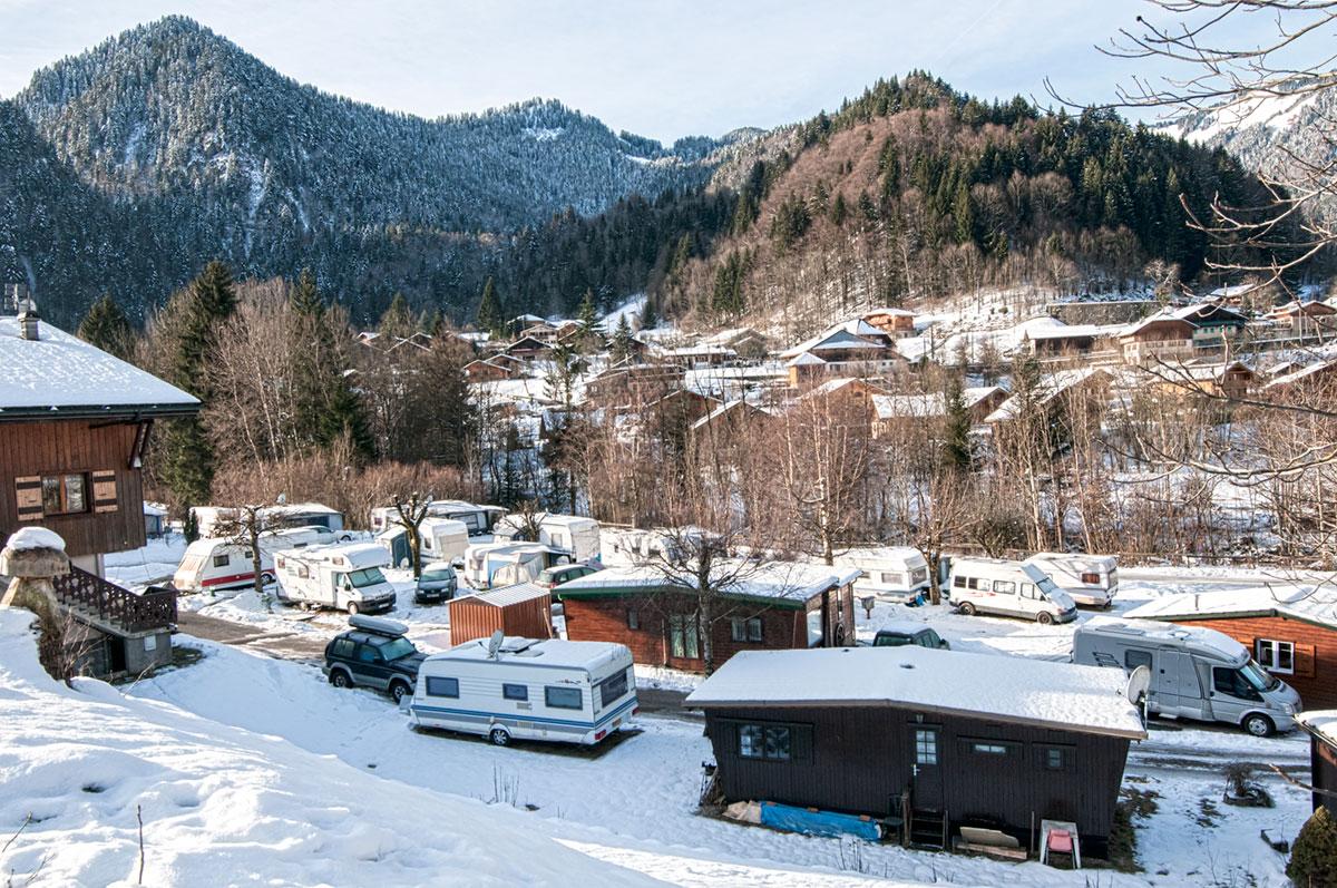 Camping Le Solerey