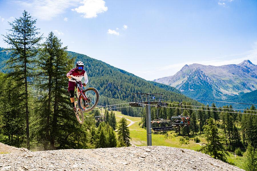Bike park closing - � Rémi Fabrègue - Agence Kros