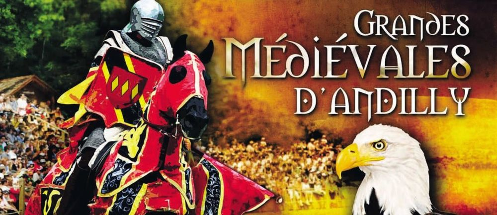 Les grandes médiévales d'Andilly