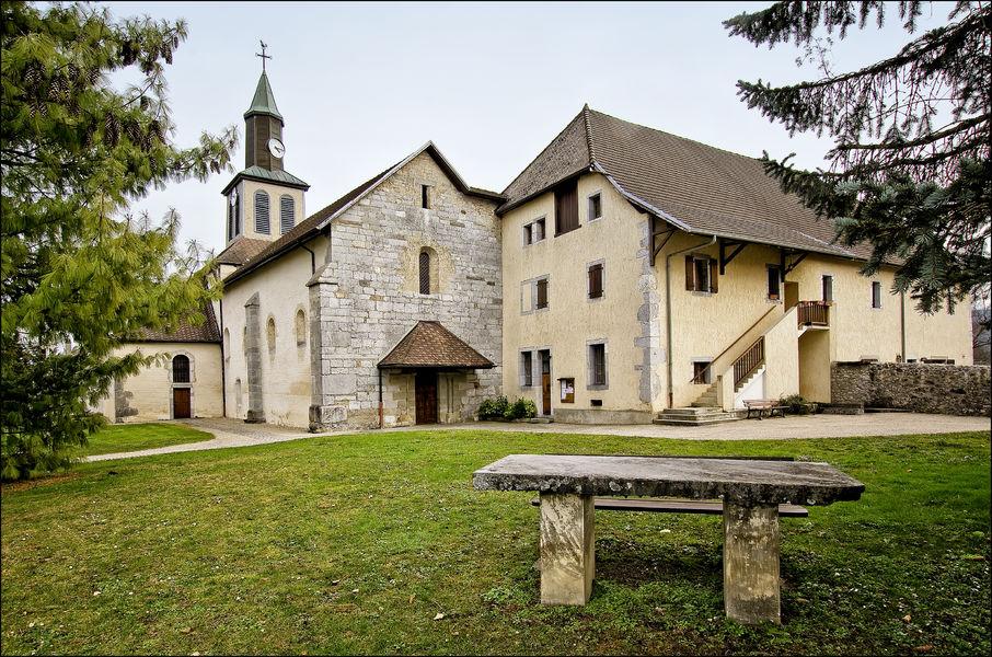 City town of Peillonnex