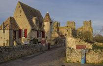 Cité médiévale en Bocage - variante par Saint-Menoux Bourbon-l'Archambault Ⓒ Luc Olivier