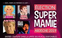 Election Ardèche