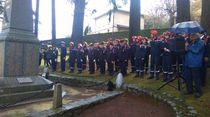 Commémoration de l'armistice du 11 novembre - Saint-Agrève