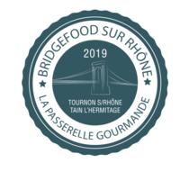 BridgeFood sur le Rhône - La passerelle gourmande - Tournon-sur-Rhône