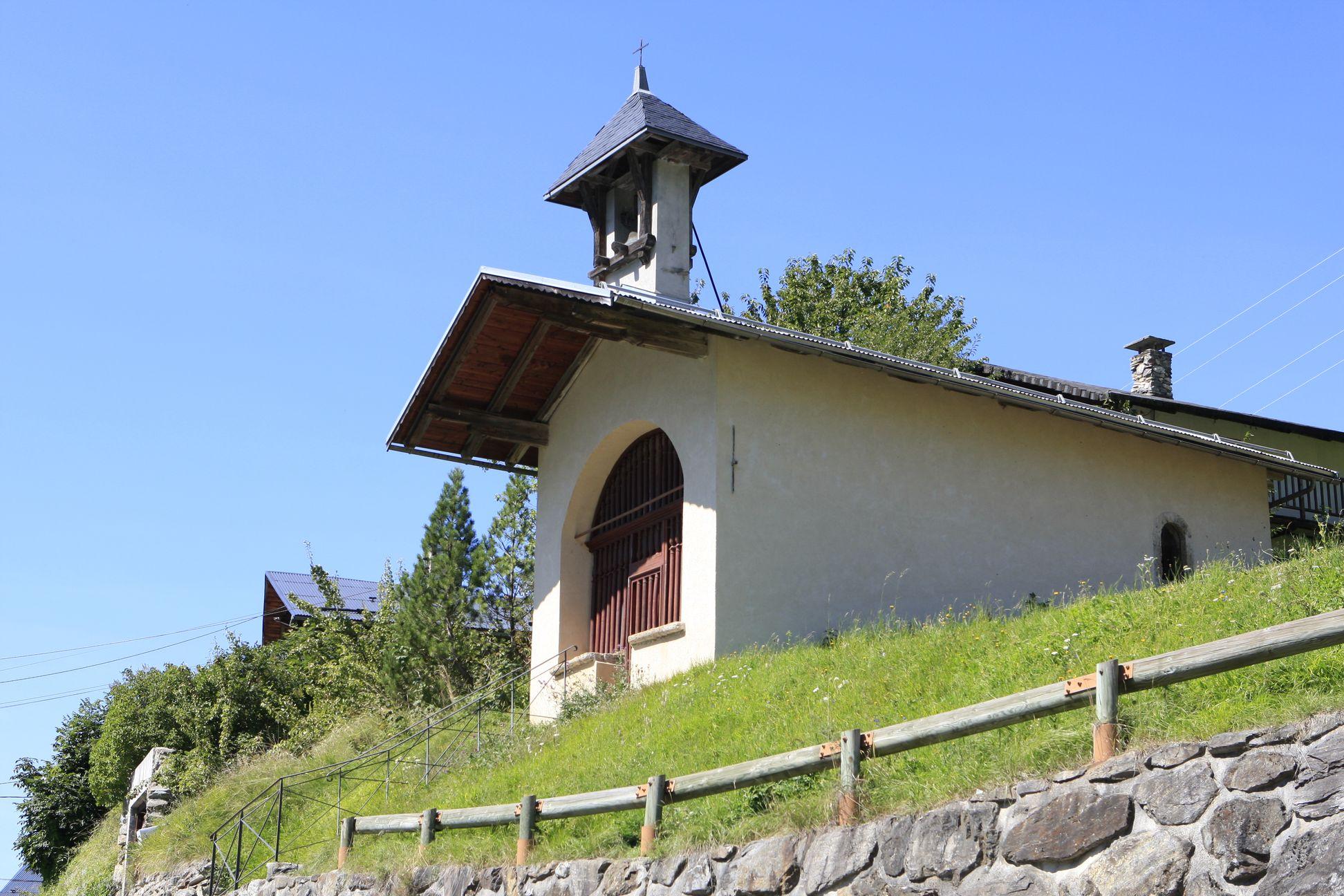 Annuit chapel
