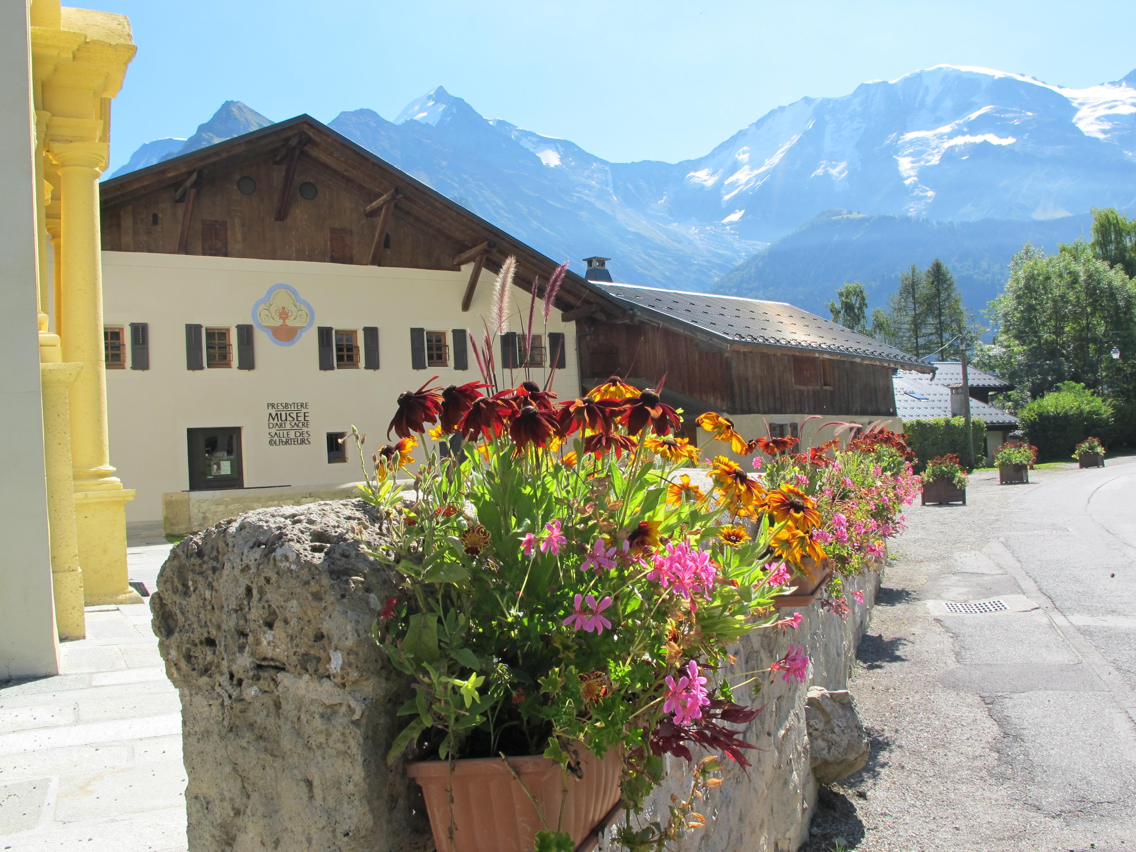 Les plus mus e d 39 art sacr de saint nicolas de - Saint nicolas de veroce office du tourisme ...