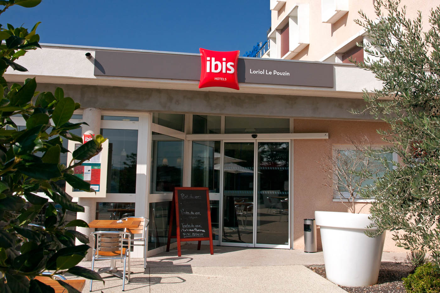 Hôtels : Ibis Hôtel