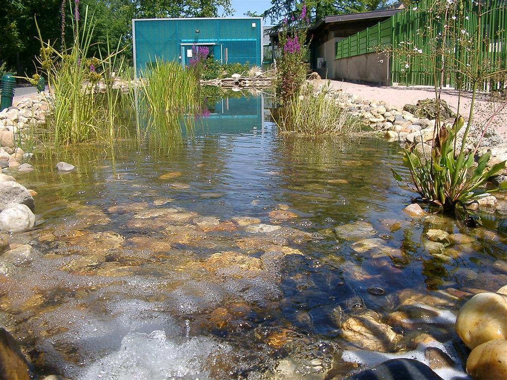 Maison Aquarium - Jaligny Entrée du site Ⓒ Maison Aquarium
