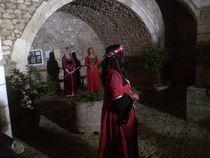 Visite de groupes thématique - Les fantômes racontent l'Histoire à Viviers - Viviers