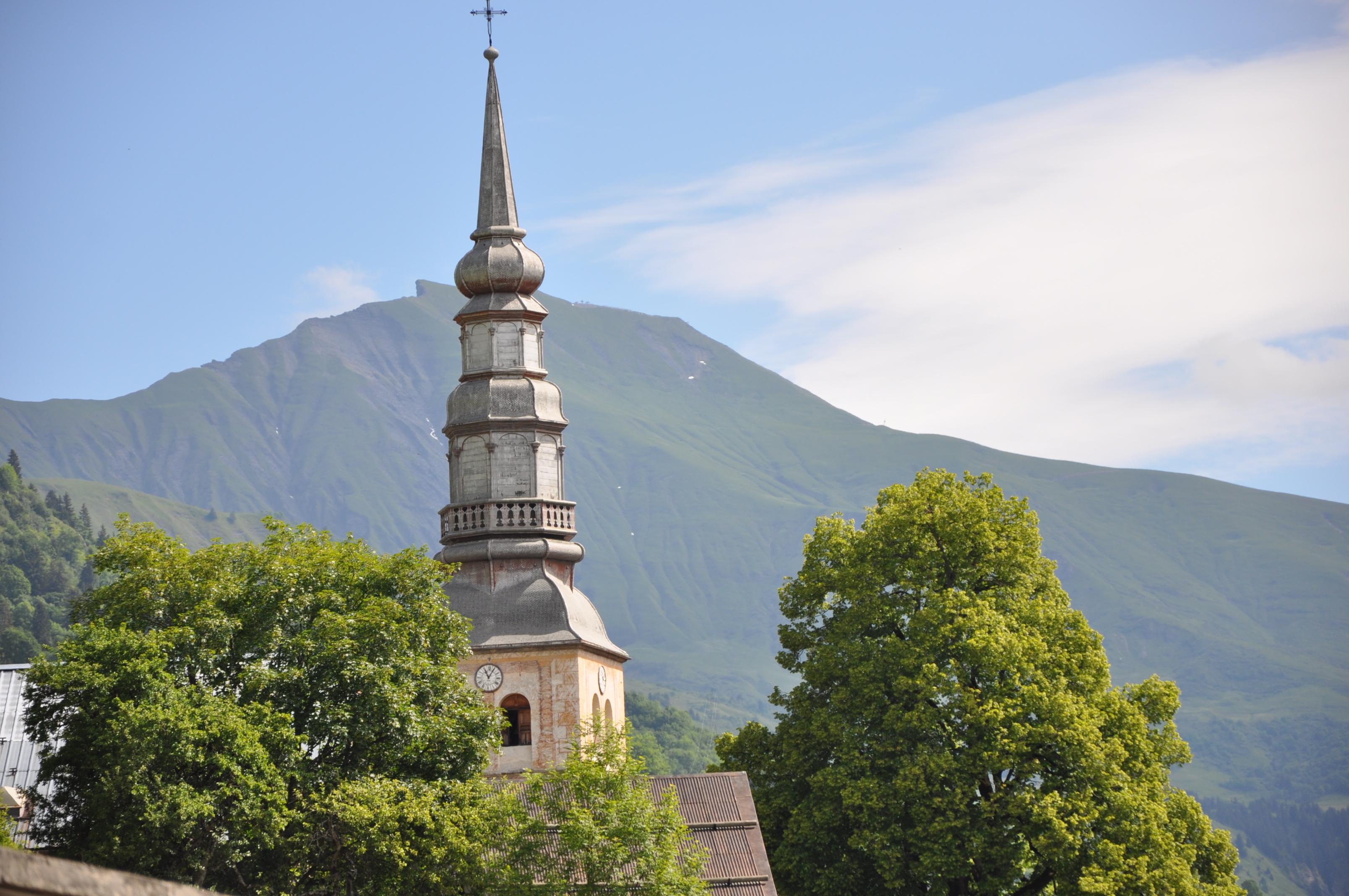 Eglise Saint-Jacques-d'Assyrie : En accès libre