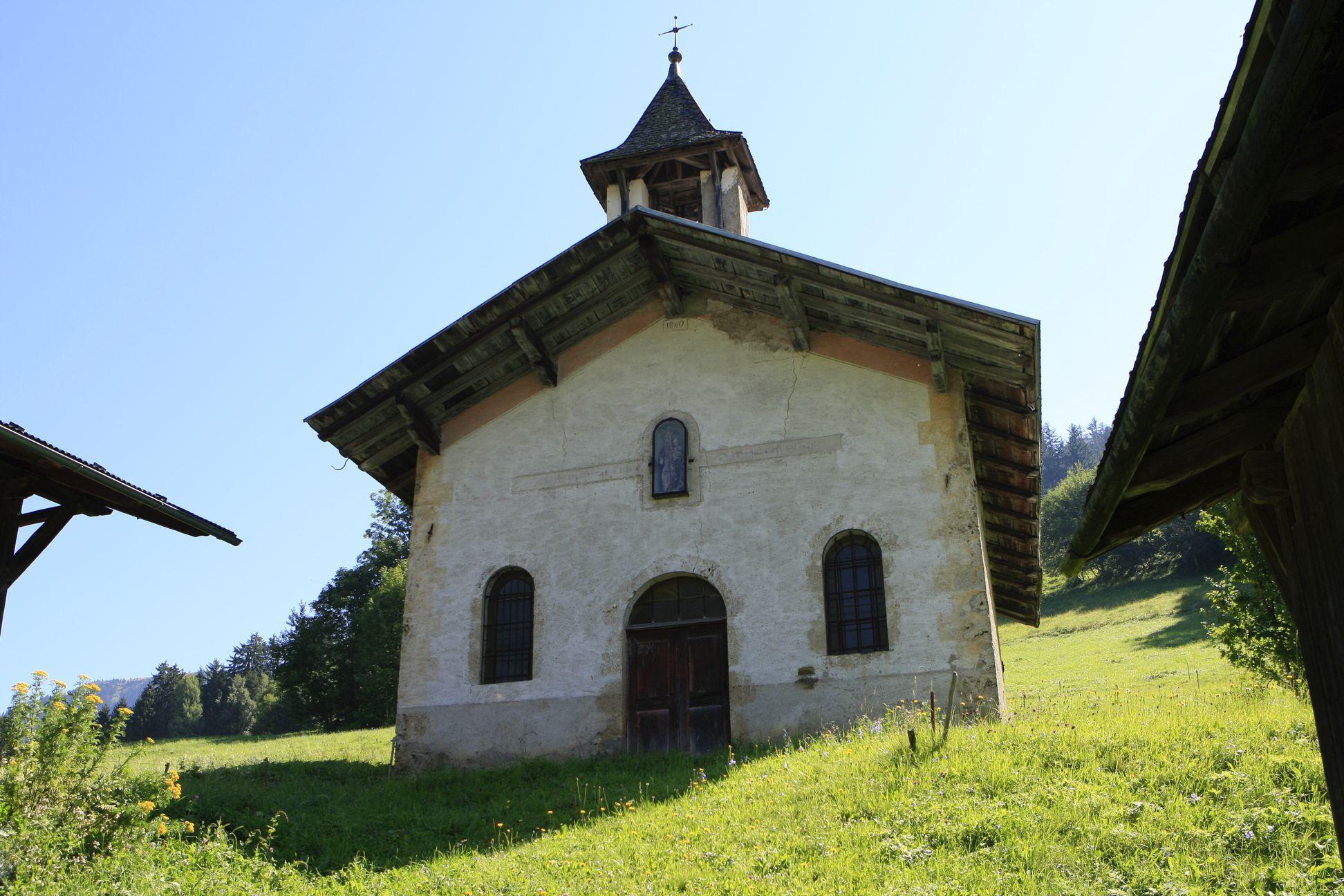 St Sauveur chapel