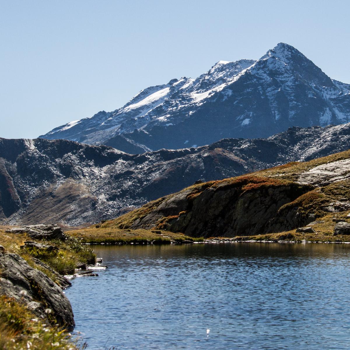 le lac longet