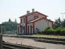 Gare SNCF de Bonson