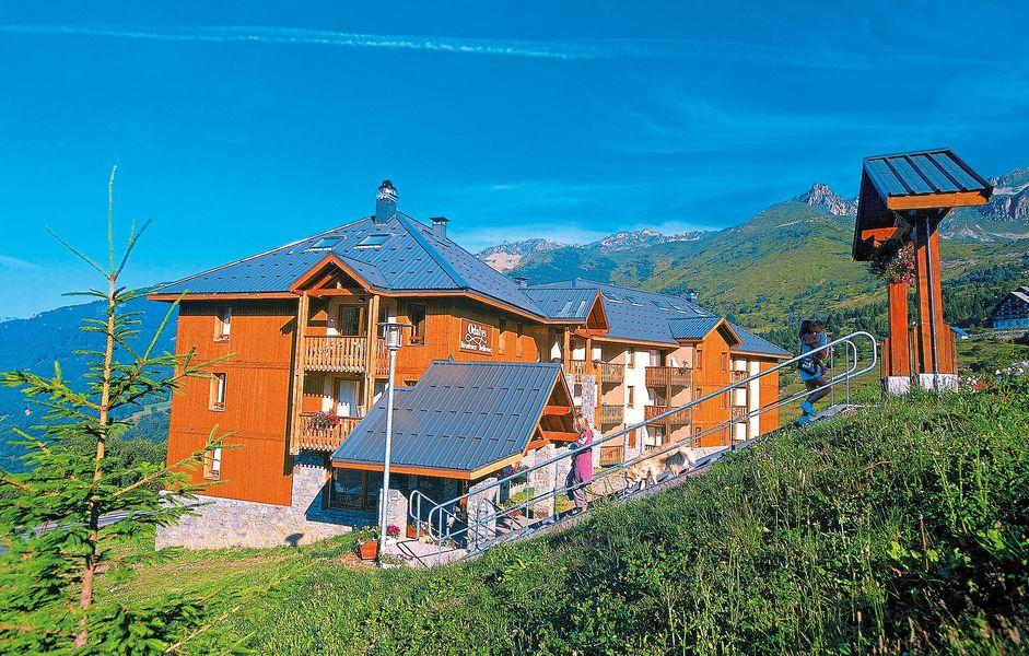 R sidences de tourisme maurienne tourisme saint - Office tourisme st francois longchamp ...